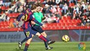 Halilovic scored the winner at the Montilivi / PHOTO: LFP