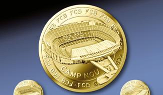 Monedes del Barça
