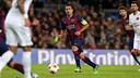 Xavi Hernández has been a catalyst thus far in the UEFA Champions League / PHOTO: MIGUEL RUIZ - FCB