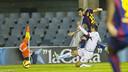 El Barça B cayó por 1-3 / FOTO: VÍCTOR SALGADO-FCB