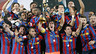 In December of 2009, FC Barcelona won their unprecedented sixth title of the year. / PHOTO: MIGUEL RUIZ - FCB