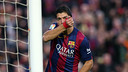 Suárez sees City as challengers for the trophy /FCB-Archive