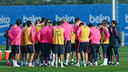 Barça are ready to get back to training after winter holidays / PHOTO: MIGUEL RUIZ - FCB