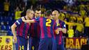 Barça will face Ribera Navarra in the Spanish Cup quarter finals / PHOTO: GERMÁN PARGA - FCB