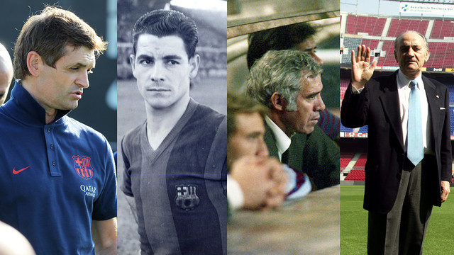 In 2014 we bid farewell to many well-loved figures at the Club