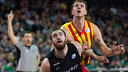 Barça made it three defeats in a row in Bilbao / PHOTO: ACBMEDIA.NET