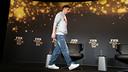 Leo Messi, avant la conférence de presse / PHOTO: MIGUEL RUIZ-FCB