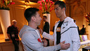 Leo Messi et Cristiano Ronaldo à Zurich / PHOTO: MIGUEL RUIZ - FCB