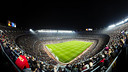 The Camp Nou is the biggest sports stadium in Europe / FCB Archive