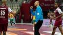 Saric, uno de los 6 azulgranas que jugaran octavos / FOTO:Qatar Handball 2015