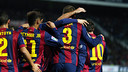 Barça hit six more past Elche on Saturday evening. PHOTO: MIGUEL RUIZ-FCB.