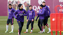 The players will travel to Madrid on Wednesday morning / PHOTO: MIGUEL RUIZ-FCB