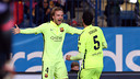 "Rakitic: ""it was only normal for the game to get as heated as it did"" / PHOTO: MIGUEL RUIZ - FCB"