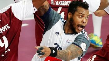 Cedric Sorhaindo bicampeón mundial blaugrana / FOTO:Qatar Handball 2015