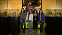 The Chinese visitors had a wonderful time in the FC Barcelona Museum / PHOTO: GERMÁN PARGA - FCB