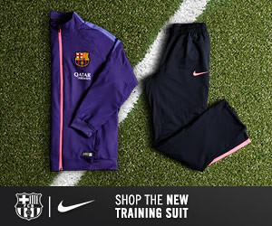 Shop the new training suit