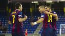 Barça scored yet more fanatastic goals in January / VÍCTOR SALGADO