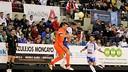 Sergio Lozano in action against D-Link Saragossa / Rubén Losada - FotografiArte