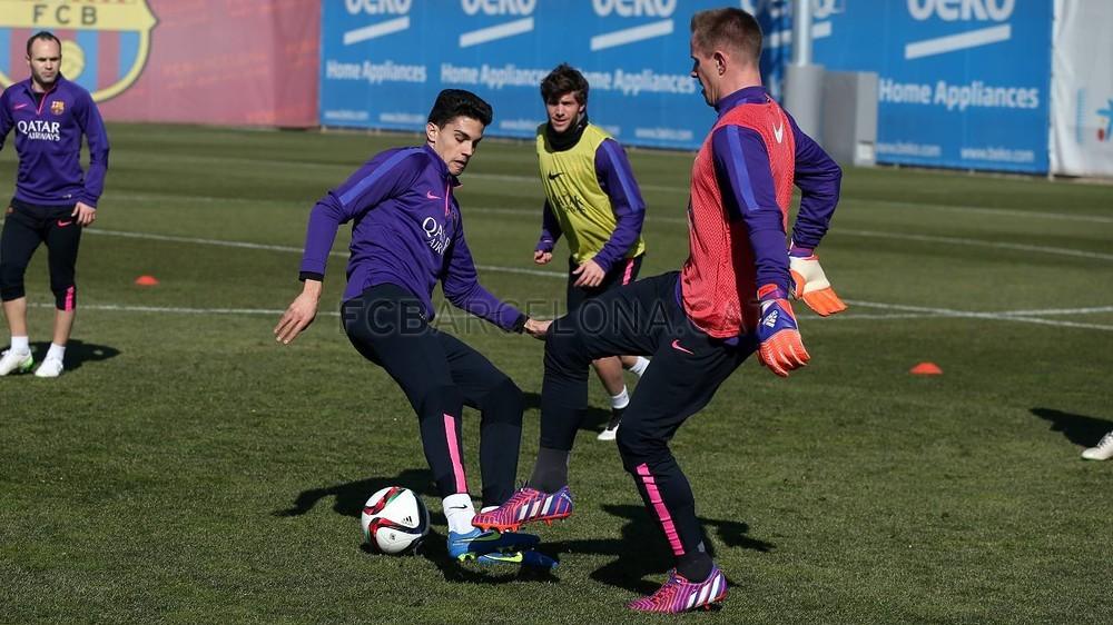 برشلونة يعود إلى التدريب غداة الفوز في سان ماميس Pic_2015-02-09_ENTRENO_35-Optimized.v1423487293