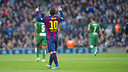 Leo Messi's goal! / VÍCTOR SALGADO-FCB