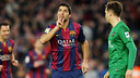 Suárez scored an absolute screamer against Levante / MIGUEL RUIZ - FCB