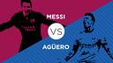 Messi i Agüero