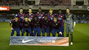 El Barça B buscará conseguir la primera victoria con Vinyals / VICTOR SALGADO-FCB