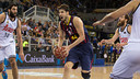 Ante Tomic scored 25 points but it wasn't enough to win the cup / GERMÁN PARGA - FCB