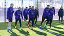 The squad will be training at the Ciutat Esportiva Joan Gamper / ARXIU FCB