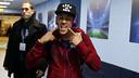 Neymar Jr, abans del partit a Manchester / MIGUEL RUIZ-FCB