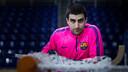 Marc Gual afronta la Copa del Rey con optimismo / GERMAN PARGA - FCB