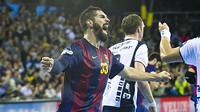 Nikola Karabatic, mejor jugador del mundo de balonmano 2014 / FOTO: ARCHIVO-FCB