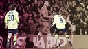 Samuel Eto'o scored a decisive goal at Stamford Bridge in the 2005/06 campaign/ FCB