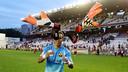 Bravo está de enhorabuena / ARCHIVO FCB