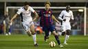 Samper couldn't help his side avoid home defeat to Mallorca / VÍCTOR SALGADO-FCB