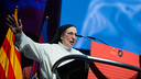 Sor Lucia Caram during the XXXV World Supporters Clubs Congress