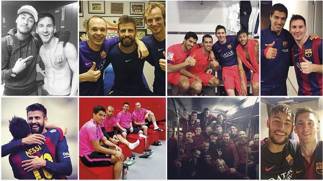 Redes sociales y jugadores, una ecuación en clave en FC Barcelona