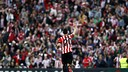 Aritz Aduriz headed home the goal that won it for Athletic / http://www.athletic-club.eus