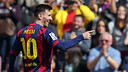 Leo Messi on course for the Golden Boot / MIGUEL RUIZ:FCB