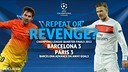 The image from a tweet by the @ChampionsLeague