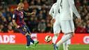 Mascherano lors du match contre le Real Madrid / MIGUEL RUIZ - FCB