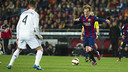 Rakitic had a fine game against Real Madrid / VICTOR SALGADO