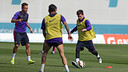 The squad was announced early on Wednesday morning / MIGUEL RUIZ - FCB
