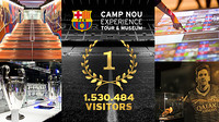 FCB Museum, the most visited