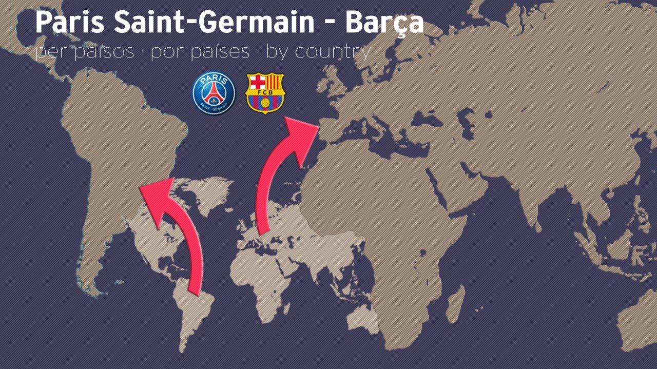 Todo lo que hay que saber del Paris Saint-Germain – FC Barcelona ...