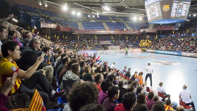 El Palau será clave para estar en Colonia / FOTO: ARCHIVO-FCB