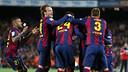 The Barça first kit / MIGUEL RUIZ - FCB