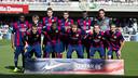 Maxi Rolón y D. Diagne son las novedades para viajar a Soria este sábado / FCB