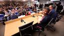 Luis Enrique in Monday's press conference / MIGUEL RUIZ-FCB