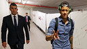 Neymar arrives for a successful visit to the Power8Stadium / MIGUEL RUIZ - FCB